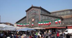 train touristique au départ de Chambéry à destination de Turin le 4 juin 2016